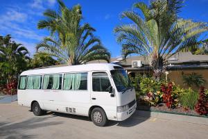 caloundra retirement village bus