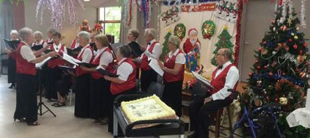 caloundra gardens choir caloundra rsl